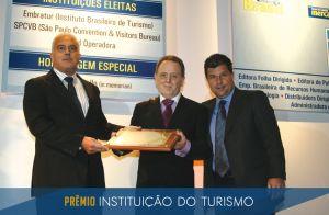2010-Prêmio Instuição do Turismo