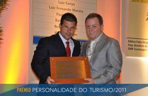 2011-Prêmio Personalidade do Turismo