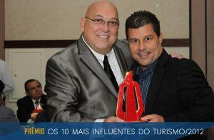 2012-Luppa é uma das 10 personalidades mais influentes do turismo