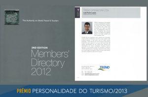2012-Membro do WTTC