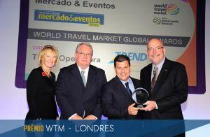 2012-Prêmio WTM em Londres