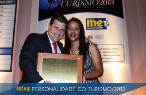 2013-Prêmio Personalidade do Turismo