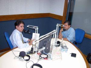 Entrevista com Heródoto Barbeiro